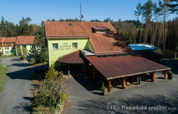 Prodej rekreačního areálu Centrum Česká Kanada