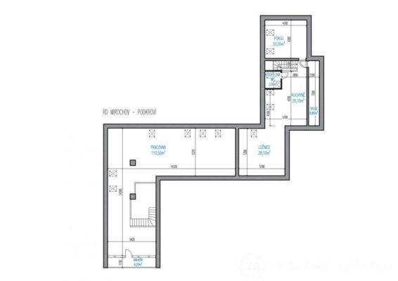 Prodej rodinného domu 6+2 Mirochov