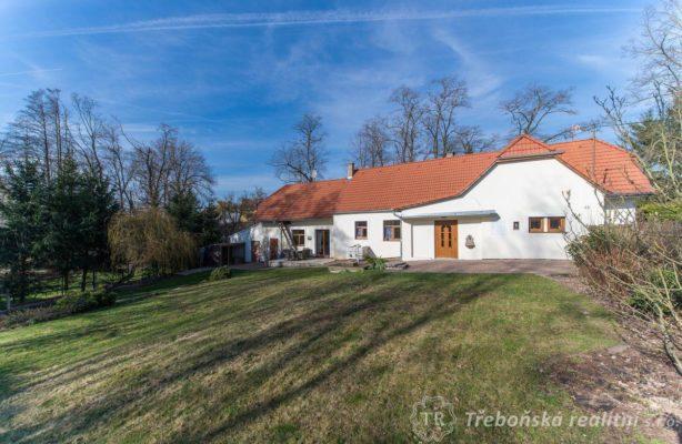 Prodej rodinného domu Bošilec