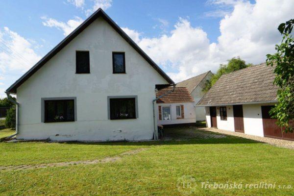 Prodej rodinného domu Hrachoviště