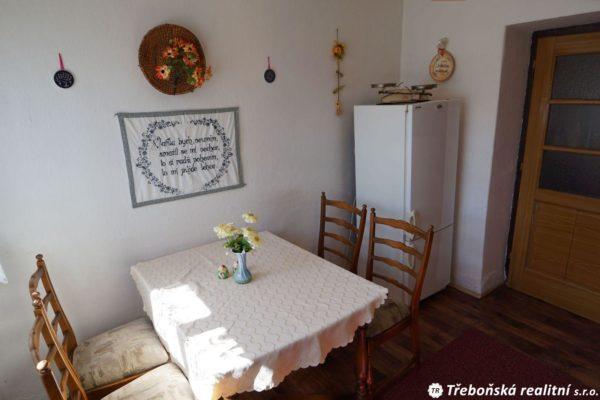 Prodej rodinného domu v obci Hrachoviště