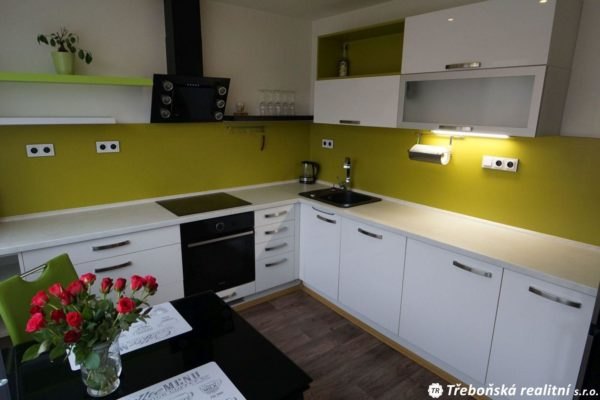 Prodej bytu 2+1 v Chlumu u Třeboně